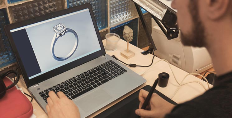 Custom Design Services at Facets Showcase Jewellers