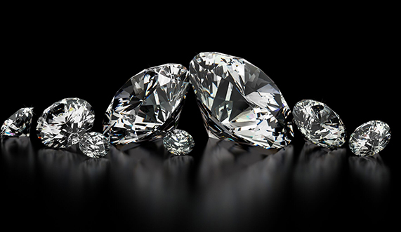 Loose Diamonds at Facets Showcase Jewellers in Queensland