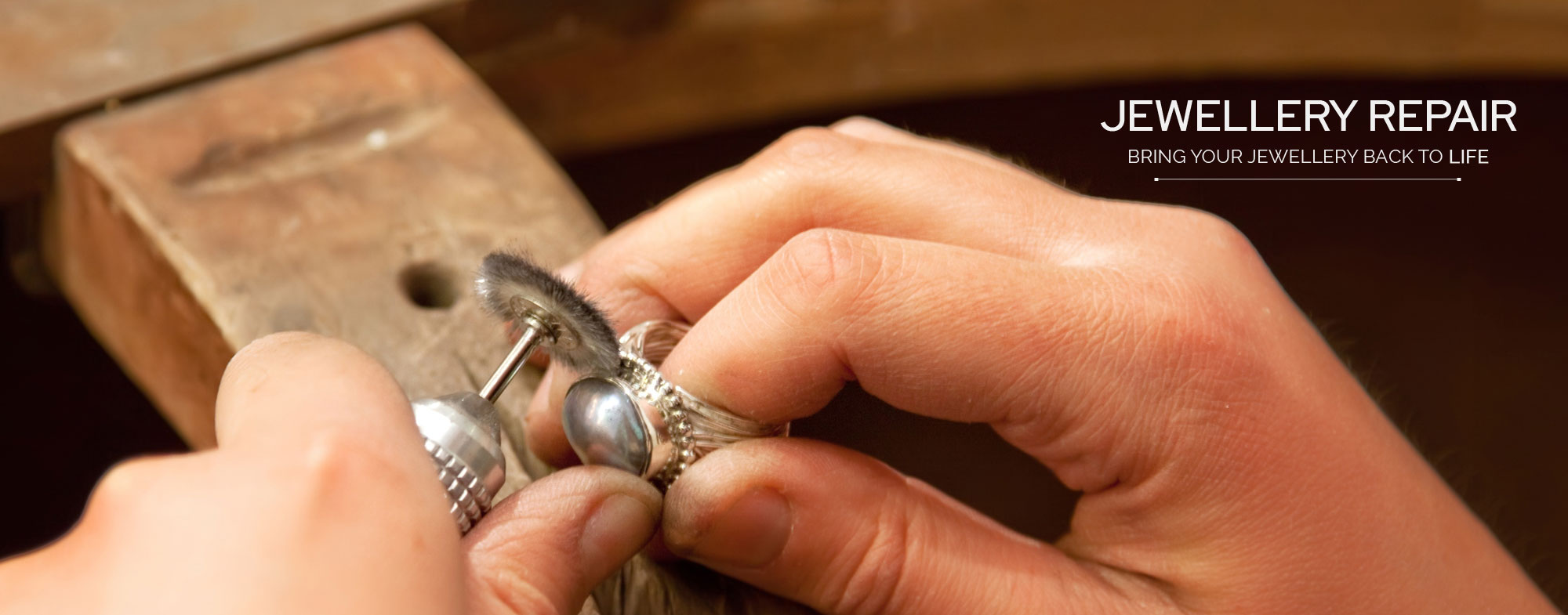 Jewelry Repair Services At Facets Showcase Jewellers In Emerald, QLD