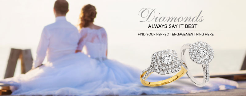 Diamond Engagement Rings In Emerald, QLD
